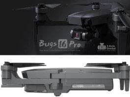 Photo of B16 Pro drone