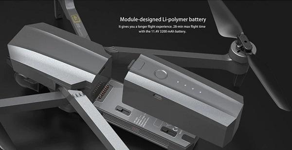 Design of B16 Pro drone