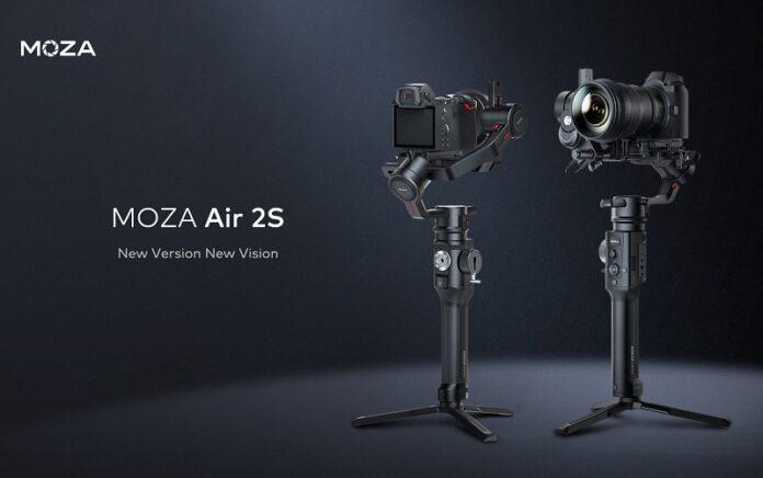 Photo of MOZA Air 2S gimbal