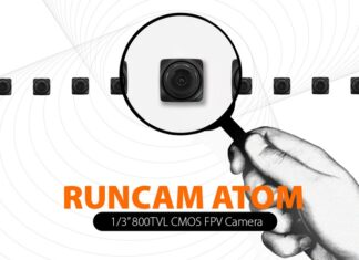 Photo of RunCam Atom camera