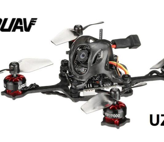 Photo of URUAV UZ80 drone