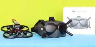 In-depth review of DJI FPV Goggles V2