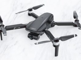 Photo of JJRC X19 drone