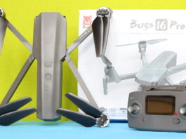 MJX B16 PRO drone review