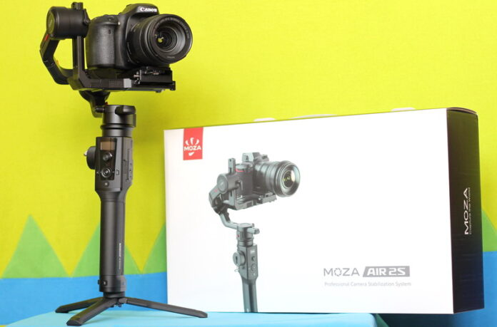 Moza AIR 2S review