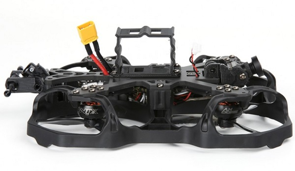 Design of ProTek25 Pusher dronei