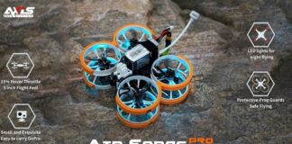 Photo of AirForce PRO-X8 drone
