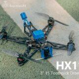 Photo of BetaFPV HX115LR drone