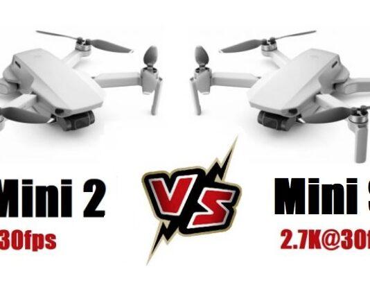 DJI Mini SE vs DJI Mini 2