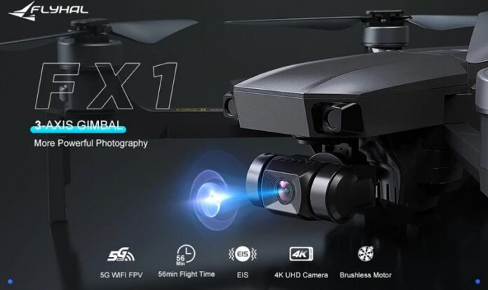 Photo of FLYHAL FX1 drone