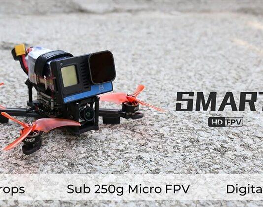 Photo of GEPRC SMART 35 HD