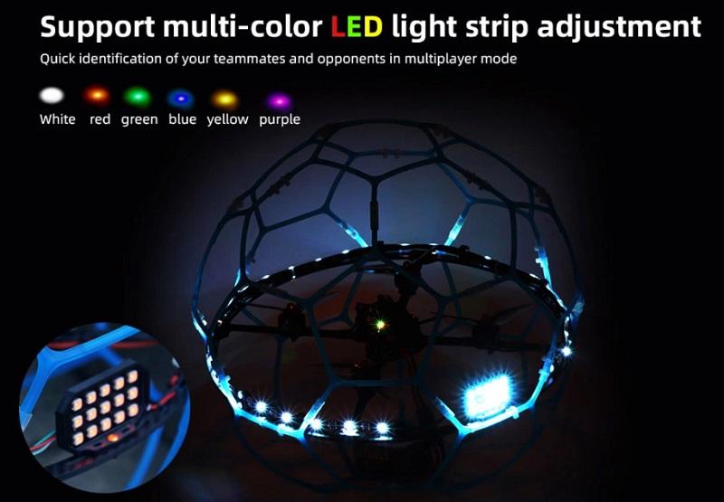 Multi-color LEDs