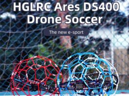Photo of HGLRC Ares DS400