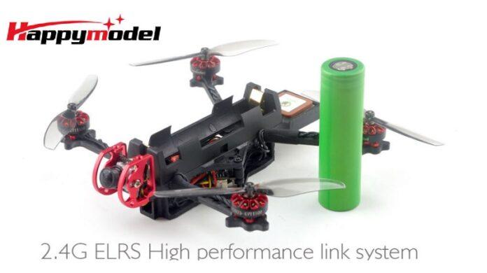 Photo of Happymodel Crux3NLR drone