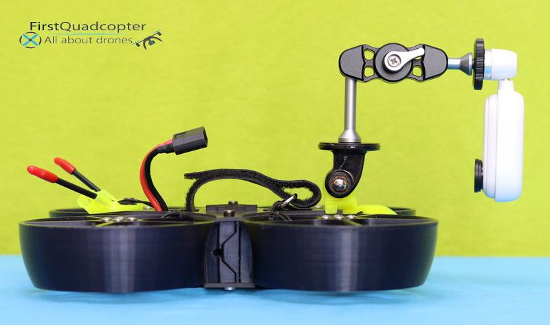Insta360 Go 2 drone mount