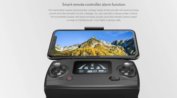MJX B16 remote controller