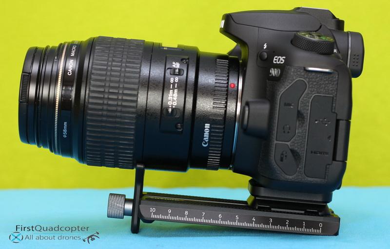 Camera mount & Lens support