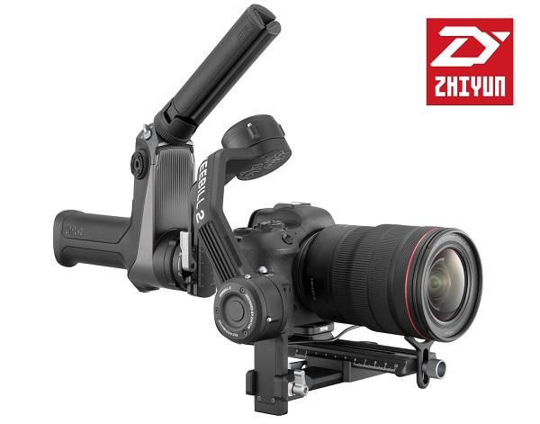 Design of Zhiyun Weebill-2 stabilizer