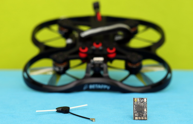 Nano RX Pavo30 drone