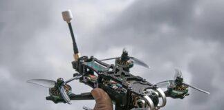 Diatone Roma F35 HD drone