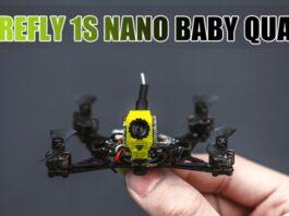Flywoo Firefly 1S Nano Baby