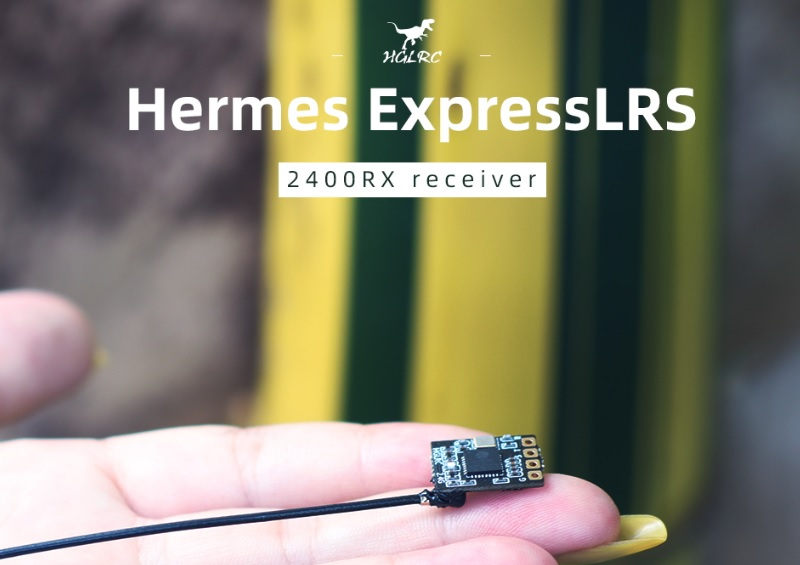 HGLRC ELRS 900RX and 2400RX
