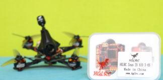 HGLRC Zeus25 flight controller review