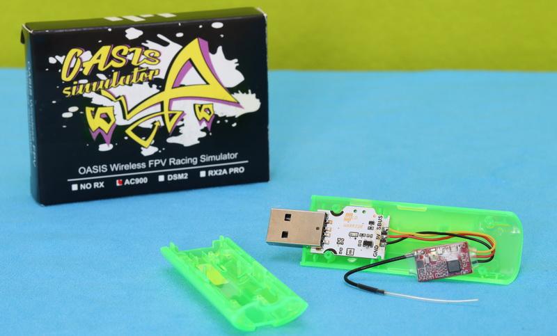 FPV simulator USB dongle