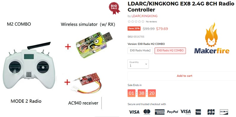 Price at MakerFire