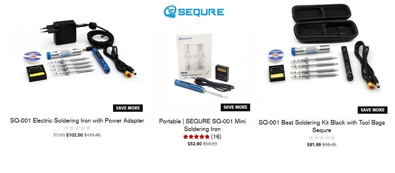 Price at Sequremall.com