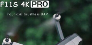 SJRC F11S 4K Pro