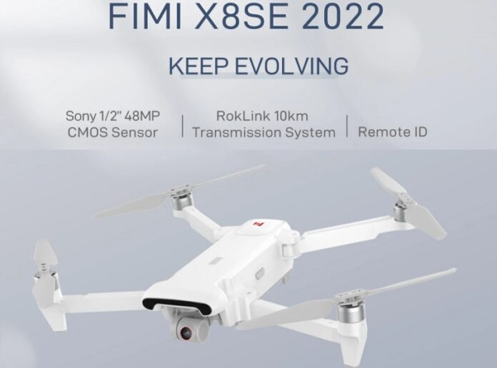 FIMI X8 SE 2022
