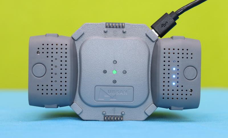 Charging ZINO MINI Pro battery