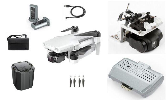 Hubsan Zino Mini Pro Spare Parts Accessories