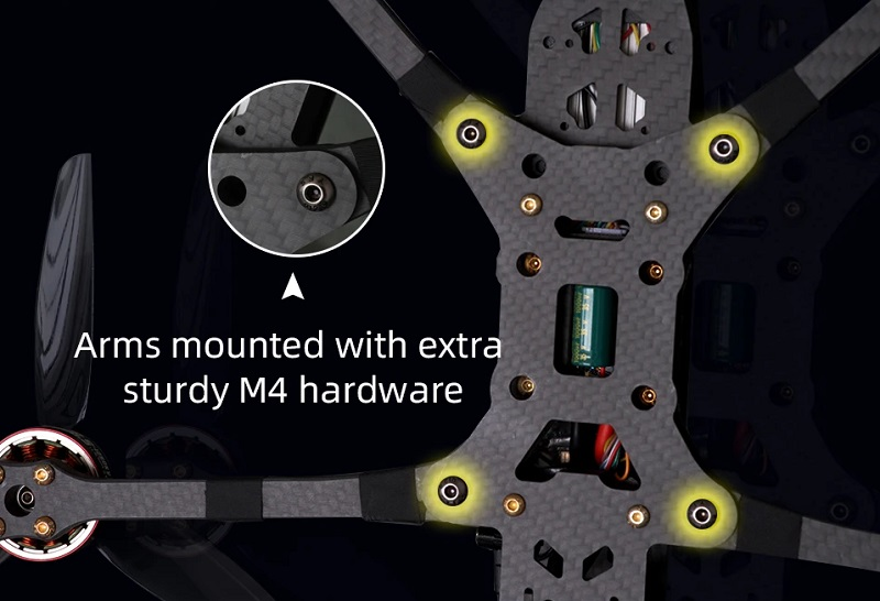 Arms mount