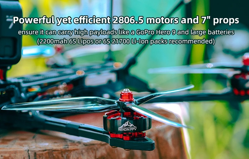Motors and Propellers